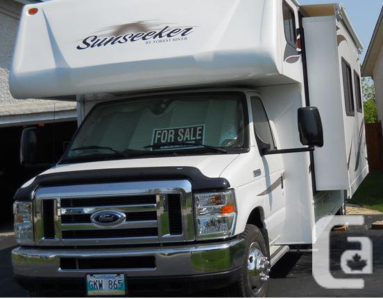 2013 Forest River Sunseeker Motorhome