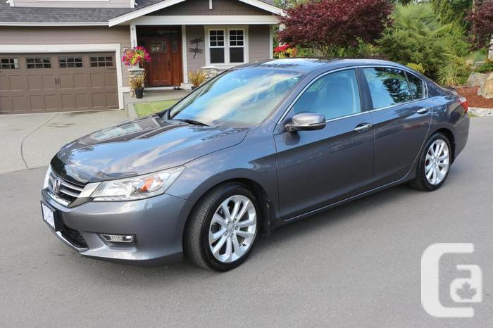 2013 Honda Accord Sedan TOURING, Navigation, Sunroof,