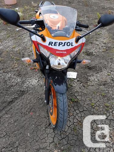 2013 Honda CBR250