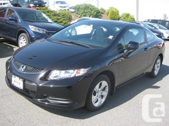 2013 honda civic coupe lx stock h2824 for sale in nanaimo british columbia classifieds. Black Bedroom Furniture Sets. Home Design Ideas