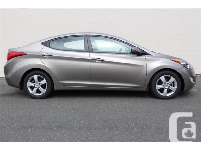 2013 Hyundai Elantra GLS(430B)