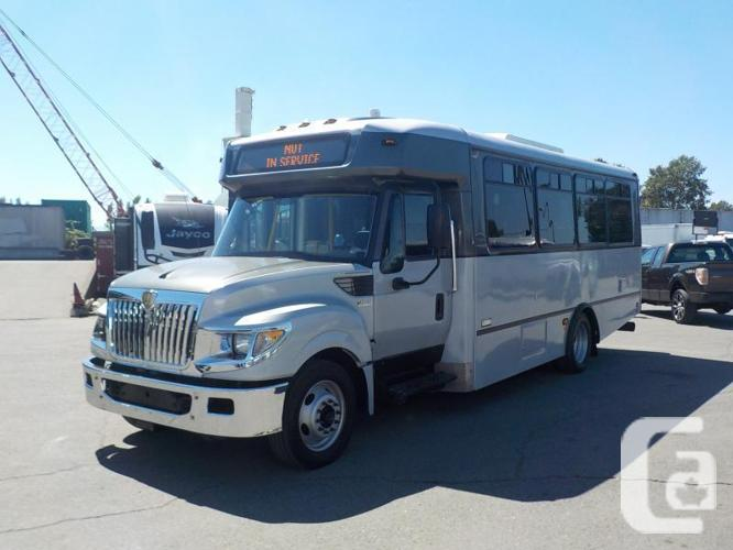 2013 International 3000 22 Passenger Bus Diesel with