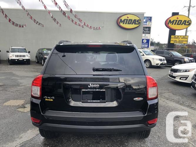 2013 Jeep Compass North Edition