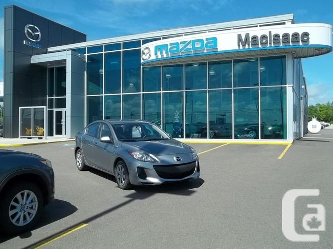2013 MAZDA 3 GX CAR A/D CAR