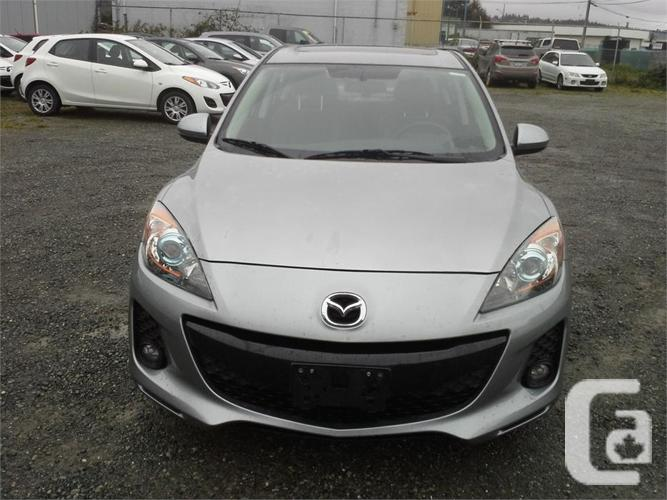 2013 mazda 3 i touring at 4 door for sale in courtenay british columbia classifieds. Black Bedroom Furniture Sets. Home Design Ideas