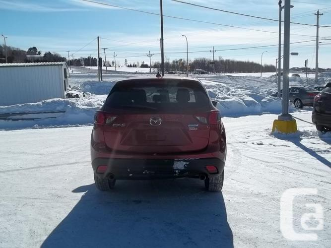2013 MAZDA CX5 FWD GX WITH CONVENIENCE PACKAGE