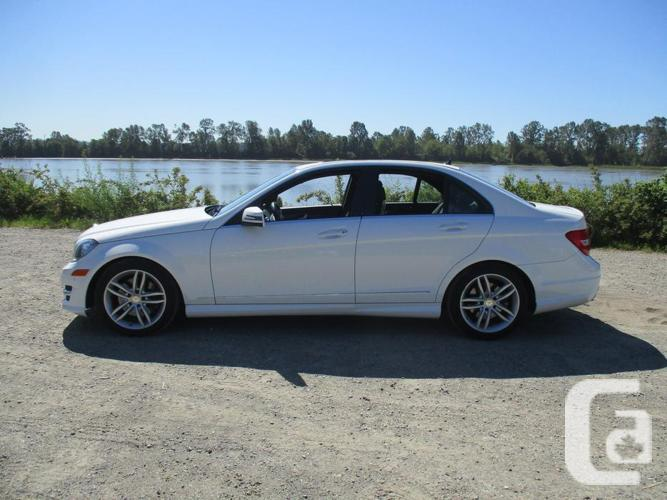 ** 2013 Mercedes-Benz C-Class C300 4MATIC Sedan**