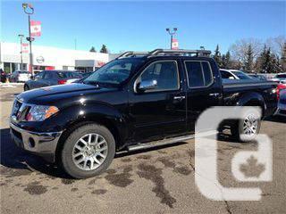 2013 Nissan Frontier SL - $33995