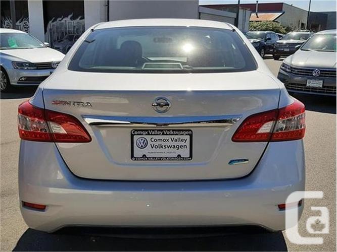 2013 Nissan Sentra 1.8 S 6sp