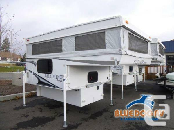 2013 Palomino Bronco B800 Truck Campers