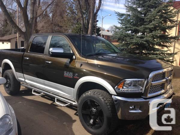 2013 Ram 2500 Laramie - $48900