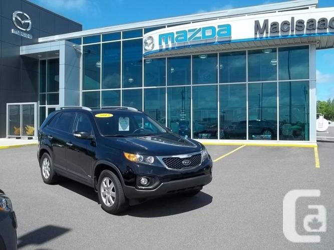 2013 SORENTO LX V6 OWN FOR AS LITTLE AS $167 BIWEEKLY