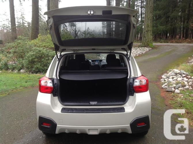 2013 Subaru crosstrek all wheeldrive
