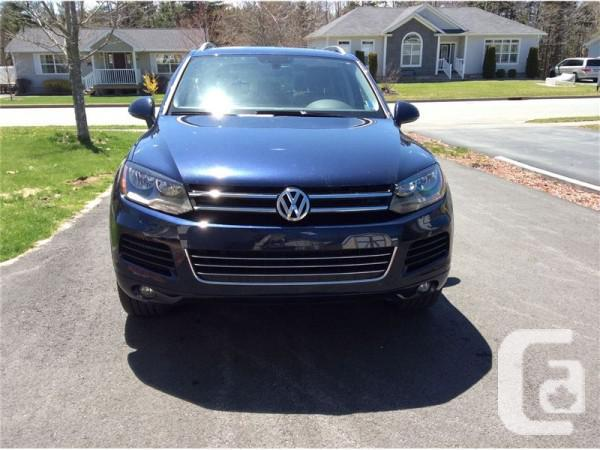 2013 Touareg Sport Package Available
