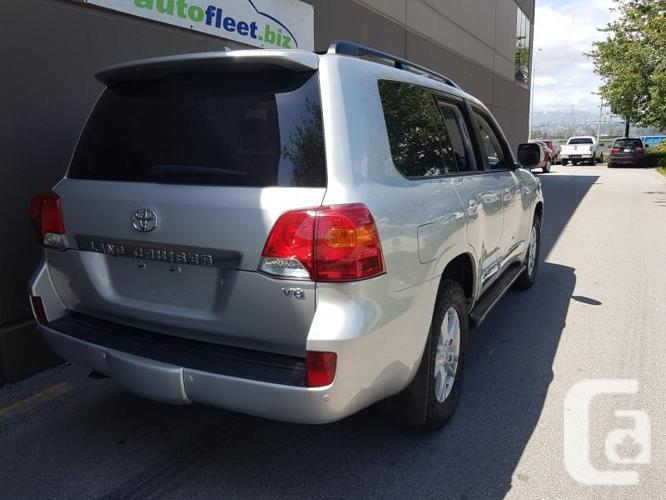 2013 Toyota Land Cruiser 4WD #16418