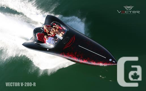 2013 VECTOR 280 R Boat for Sale