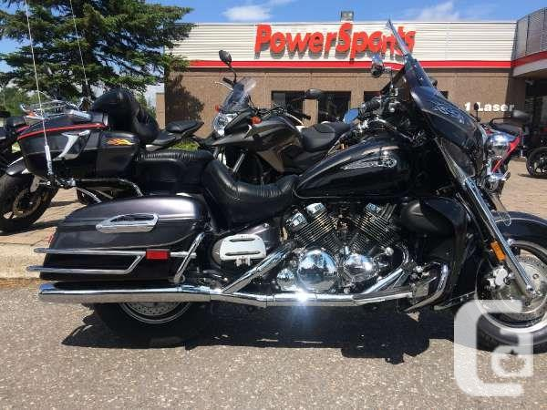 2013 Yamaha Royal Star Venture S Motorcycle for Sale