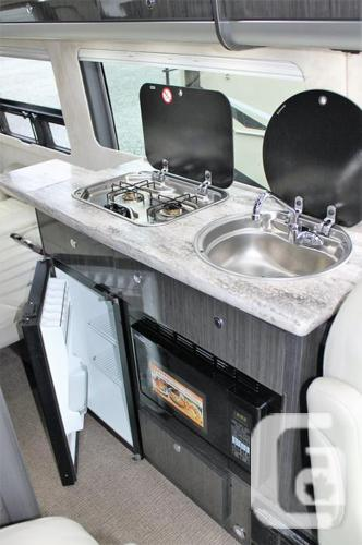 2014 Airstream Interstate EXT Lounge