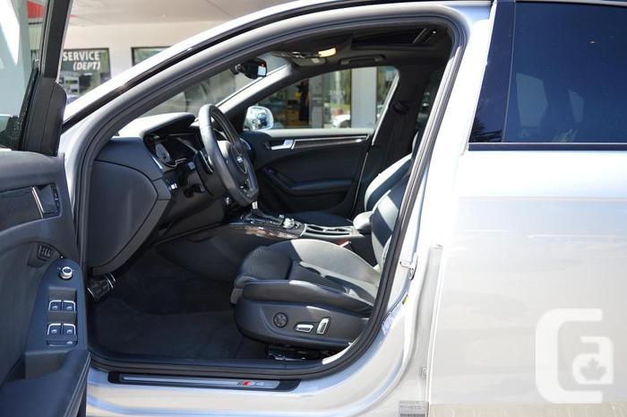 2014 Audi S4 Premium Plus - Progressiv *SALE*