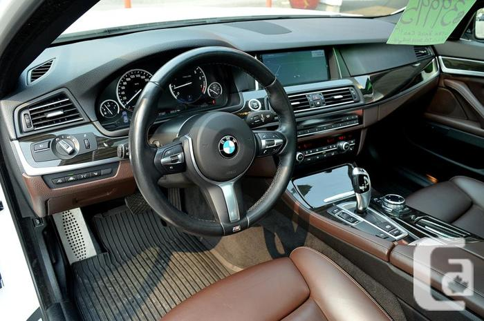 2014 BMW 5 Series ActiveHybrid 5 - RARE! *SALE*
