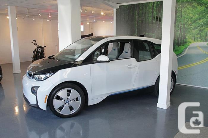 2014 BMW I3 ELECTRIC VEHICLE