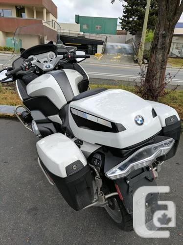 2014 Bmw R1200rt P In Victoria British Columbia For Sale