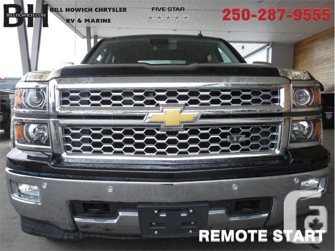 2014 Chevrolet Silverado 1500 BLACK