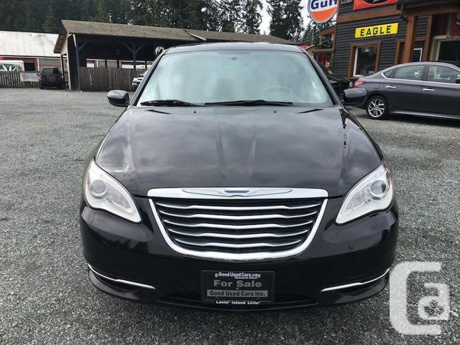 2014 Chrysler 200  Touring - 4 Cylinder with only