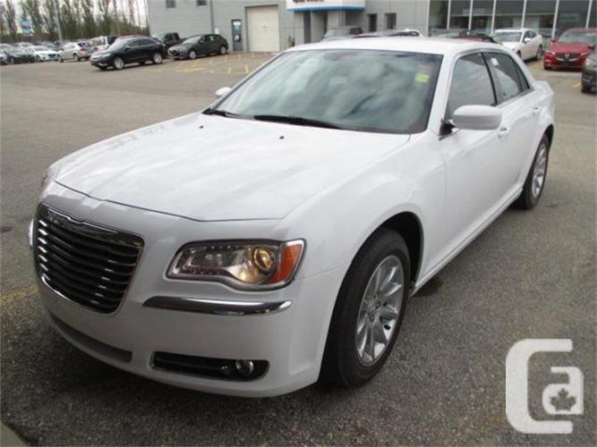 2014 chrysler 300 touring leather for sale in stonewall manitoba classifieds. Black Bedroom Furniture Sets. Home Design Ideas