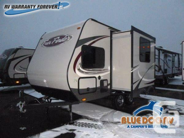 2014 Cruiser Fun Finder F-189FBS Travel Trailers