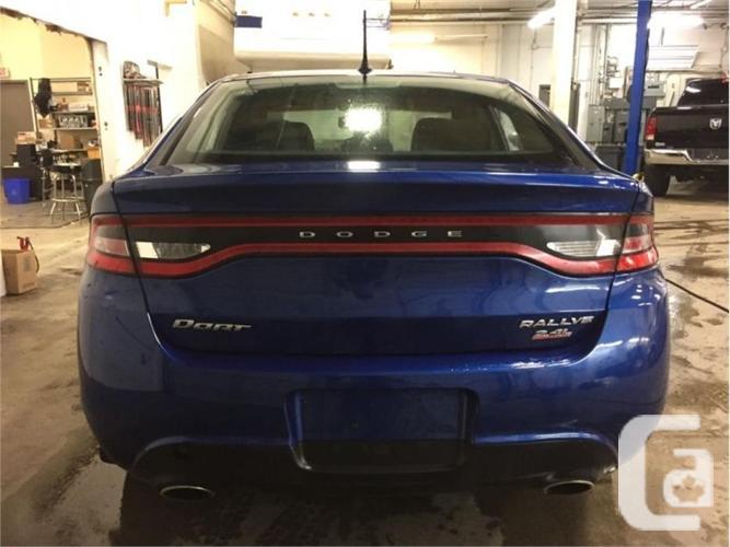 2014 Dodge Dart SXT 100 % loan approval. We ship BC