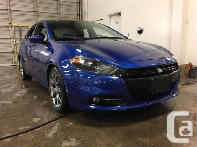 2014 Dodge Dart SXT 100 % loan approval. We ship BC