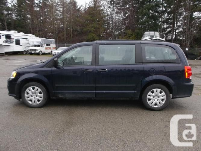 2014 dodge grand caravan for sale for sale in nanaimo british columbia classifieds. Black Bedroom Furniture Sets. Home Design Ideas