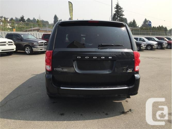2014 Dodge Grand Caravan SE/SXT  -  Power Windows -