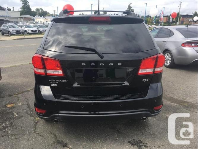 2014 Dodge Journey RT