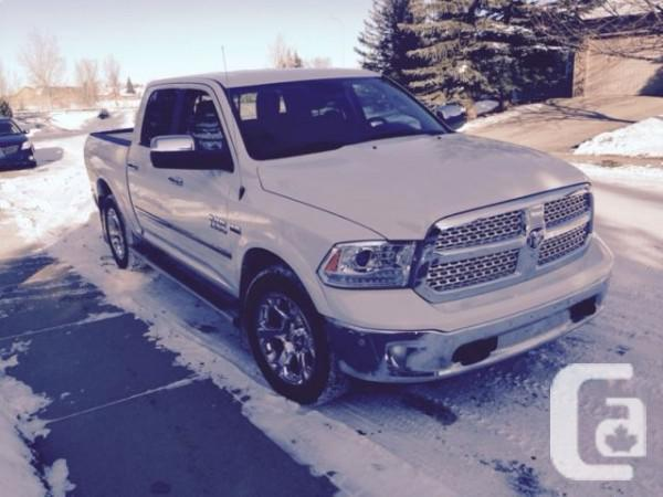 2014 dodge ram 1500 laramie 4x4 truck for sale for sale in airdrie alberta classifieds. Black Bedroom Furniture Sets. Home Design Ideas