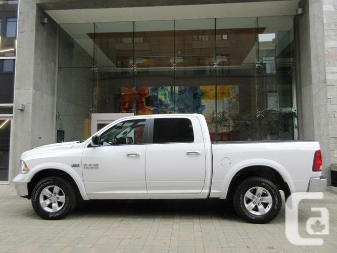 2014 dodge ram 1500 outdoorsman crew cab 4x4 local truck for sale in victoria british. Black Bedroom Furniture Sets. Home Design Ideas
