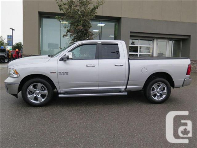 Accident In Surrey Today >> 2014 Dodge Ram 1500 SLT w/ Power Accessories & Heated ...