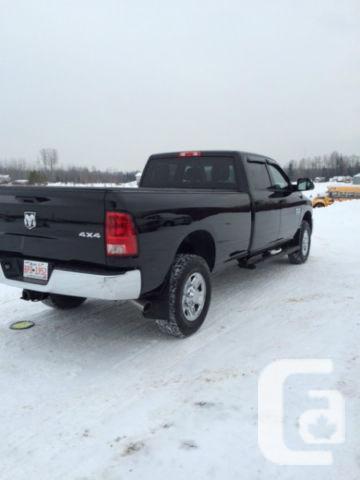 2014 Dodge Ram 3500 ST Pickup Truck For Sale
