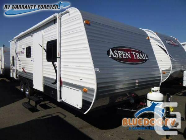 2014 Dutchmen RV Aspen Trail 2470BHS Mini Travel