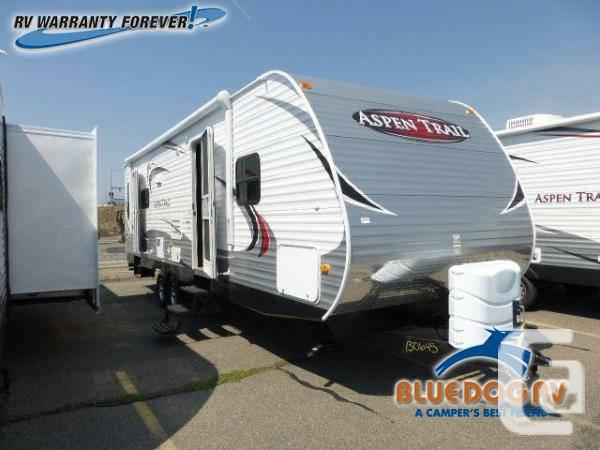 2014 Dutchmen RV Aspen Trail 2910RLS Travel Trailers