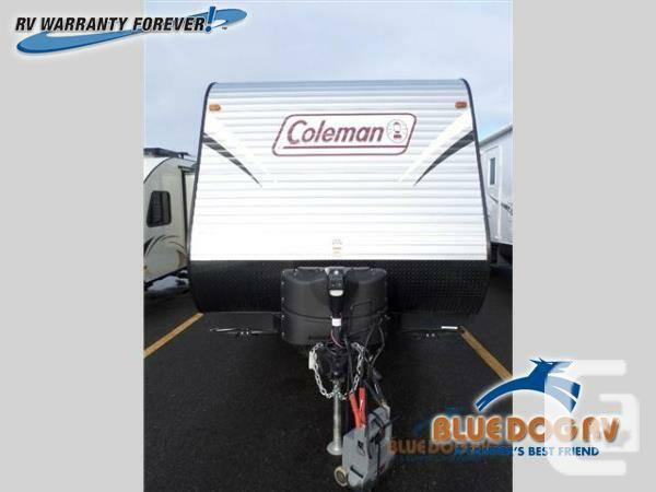 Coleman Travel Trailers For Sale Alberta