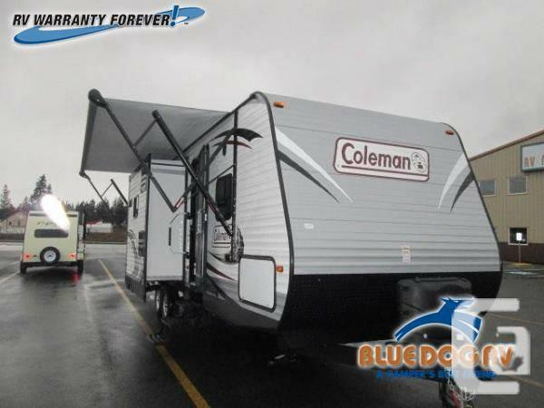 2014 Dutchmen RV Coleman Expedition CTS312BH Travel