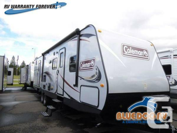 2014 Dutchmen RV Coleman Expedition CTS314BH Travel