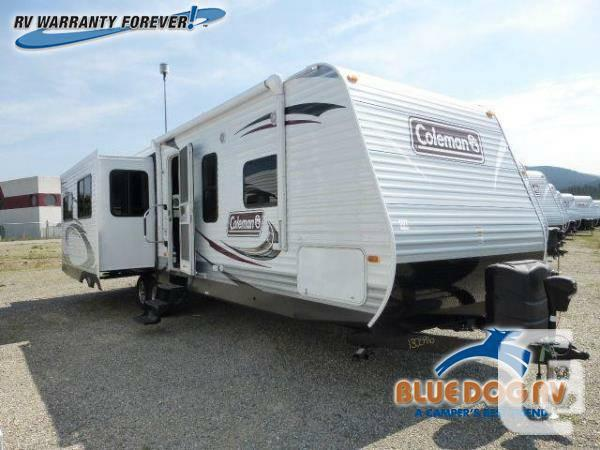 2014 Dutchmen RV Coleman Expedition CTS330RL Travel