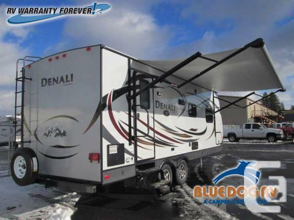 2014 Dutchmen RV Denali 2371RB Travel Trailers