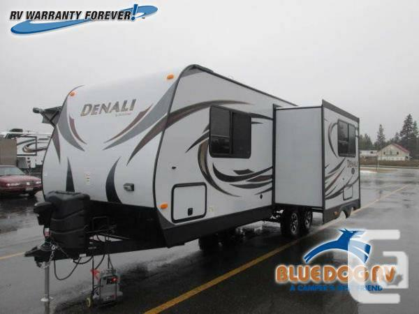 2014 Dutchmen RV Denali 246RK Travel Trailers