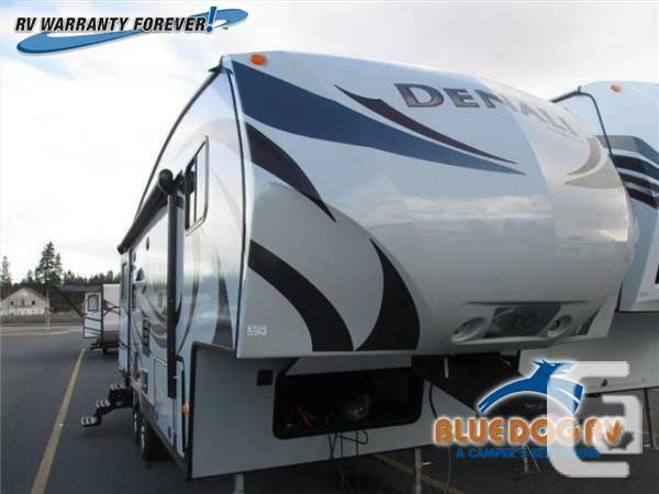 2014 Dutchmen RV Denali Trail Edition 2445RL Fifth