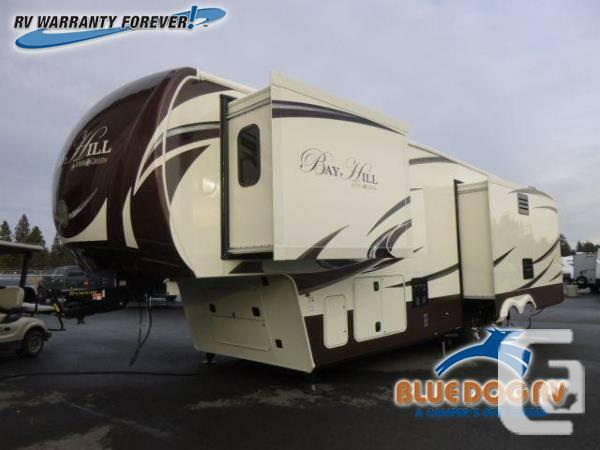 2014 EverGreen RV Bay Hill 320RS Fifth Wheels