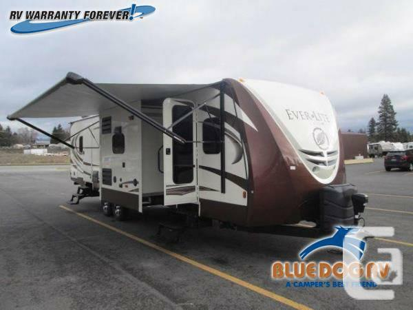 2014 EverGreen RV Ever-Lite 275FLS Travel Trailers